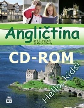 CD Angličtina pro 7. ročník základní školy - Hello, kids!