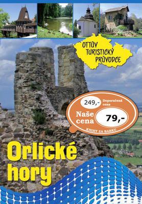 Orlické hory Ottův turistický průvodce