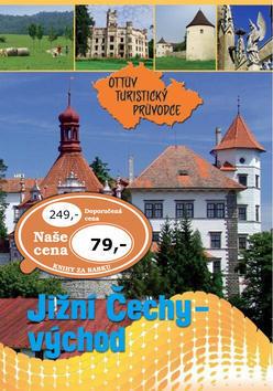 Jižní Čechy - východ Ottův turistický průvodce - Ivo Paulík