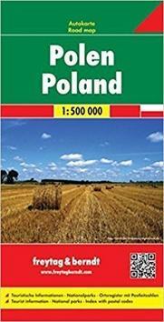 Polsko 1:500 000