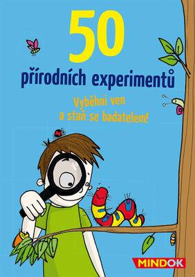 50 přírodních experimentů - Nicola Berger